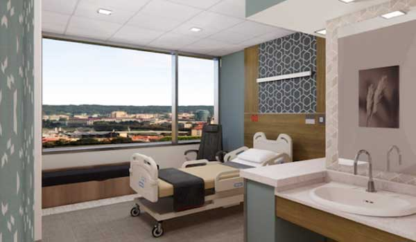 PRMC Labor and delivery suite