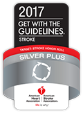 Get With The Guidelines®-Stroke Silver Plus Quality Achievement Award