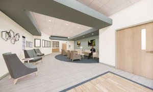 Lobby – New Labor and Delivery Unit