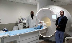 MRI in Full Operation Now