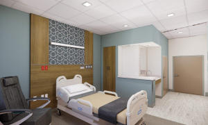 New Labor and Delivery Unit Bed
