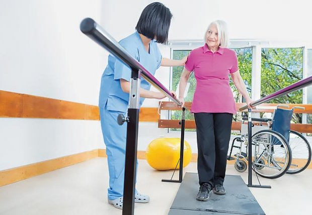 Regaining independence through inpatient rehab