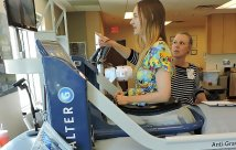 Palmdale Regional Medical Center Installs AlterG Anti-Gravity Treadmill